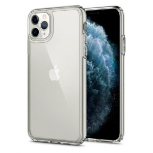 Чехол Spigen Ultra Hybrid Crystal Clear для iPhone 11 Pro