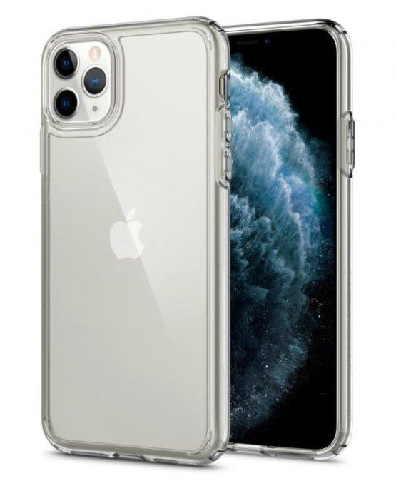 Чехол Spigen Ultra Hybrid Crystal Clear для iPhone 11 Pro