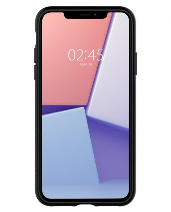 Чехол Spigen Ultra Hybrid Matte Black для iPhone 11 Pro Max