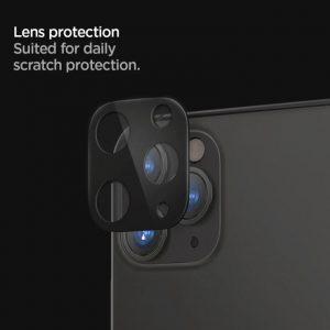 Защитное стекло Spigen Full Cover Camera Lens Screen Protector для камеры iPhone 11 Pro / iPhone 11 Pro Max