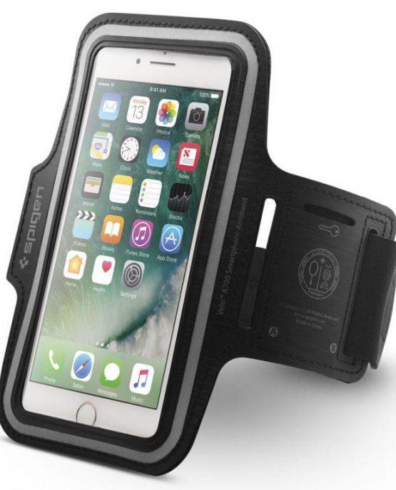 Спортивный чехол на руку для смартфона Spigen Velo A700 Sports Armband (6'')