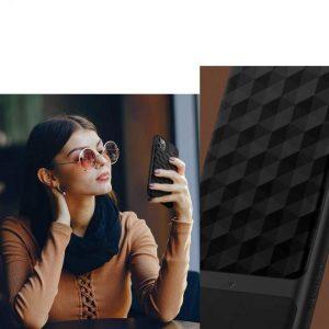 Чехол Caseology Parallax Matte Black для iPhone 11 Pro Max
