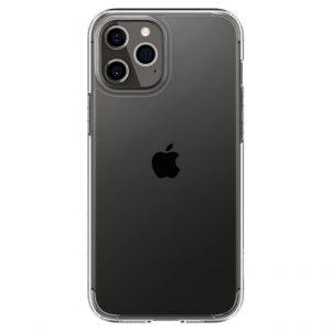 Чехол Spigen Ultra Hybrid Crystal Clear для iPhone 12 Pro Max