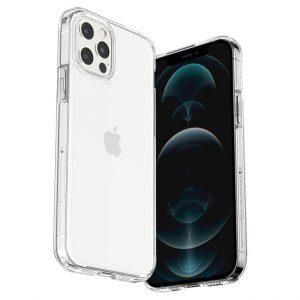 Чехол Spigen Ultra Hybrid Crystal Clear для iPhone 12 / iPhone 12 Pro