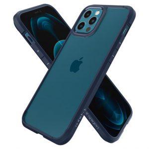 Чехол Spigen Ultra Hybrid Navy Blue для iPhone 12 / iPhone 12 Pro