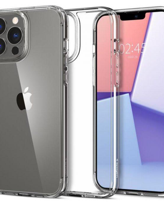 Чехол Spigen Ultra Hybrid Crystal Clear для iPhone 13