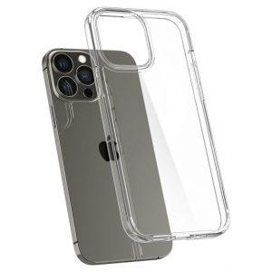 Чехол Spigen Ultra Hybrid Crystal Clear для iPhone 13 Pro Max